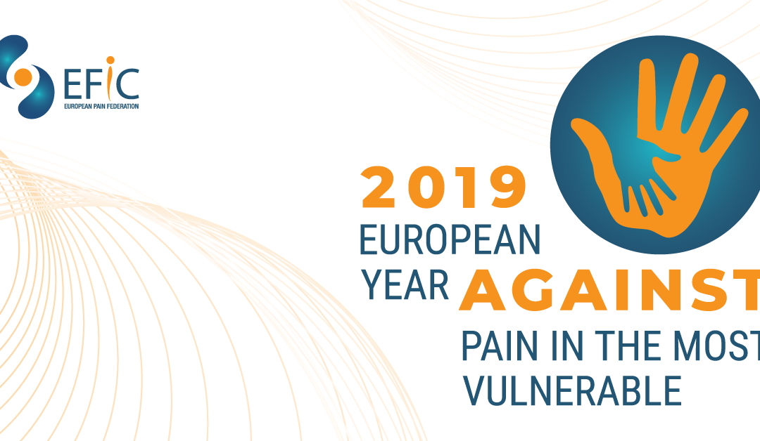 The European Year against pain in the Most Vulnerable – What it is and how to get involved