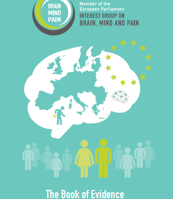 Press release – New Brain, Mind and Pain Book of Evidence released for the 2019-2024 EU mandate