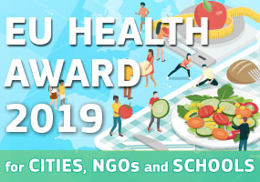 Breaking the childhood obesity vicious cycle: Commission launches EU Health Award for cities, NGOs and schools