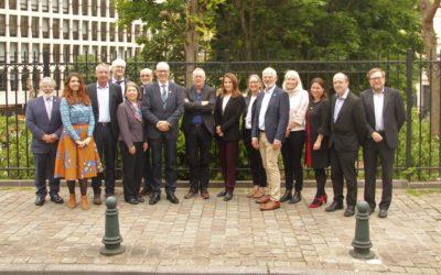 The European Pain Forum met yesterday in Brussels