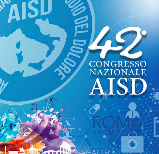 The 42nd National Congress of the Italian Association for the Study of Pain