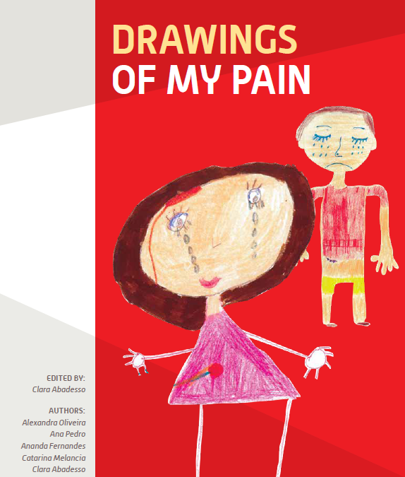 "APED launched the English version of the book ""Drawings of my Pain"""