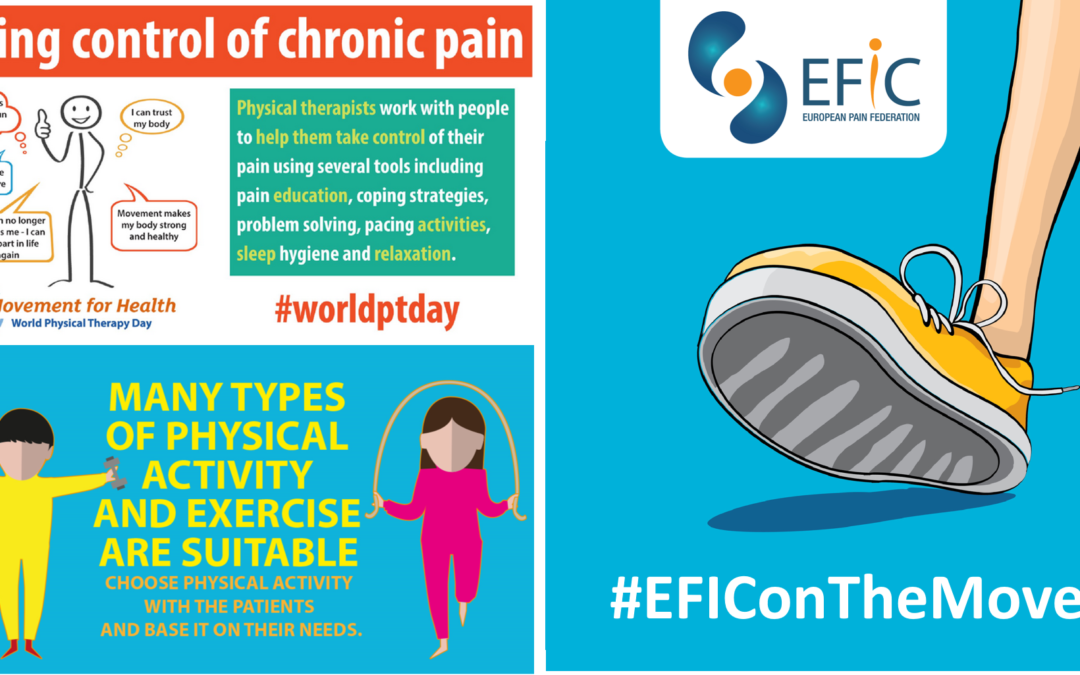 The 8th of September is the World Physical Therapy Day!