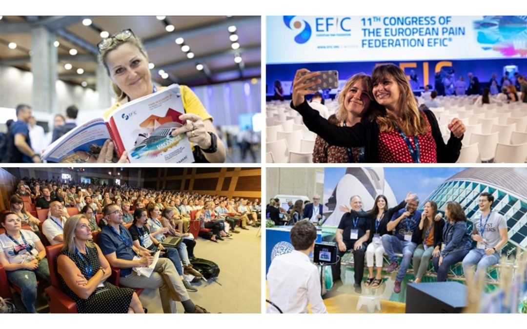 Already Missing #EFIC2019? Here is a wrap up from our meeting in Valencia!