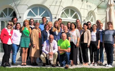 Let's hear it from the participants: report on the experience at the Klagenfurt Pain School 2019