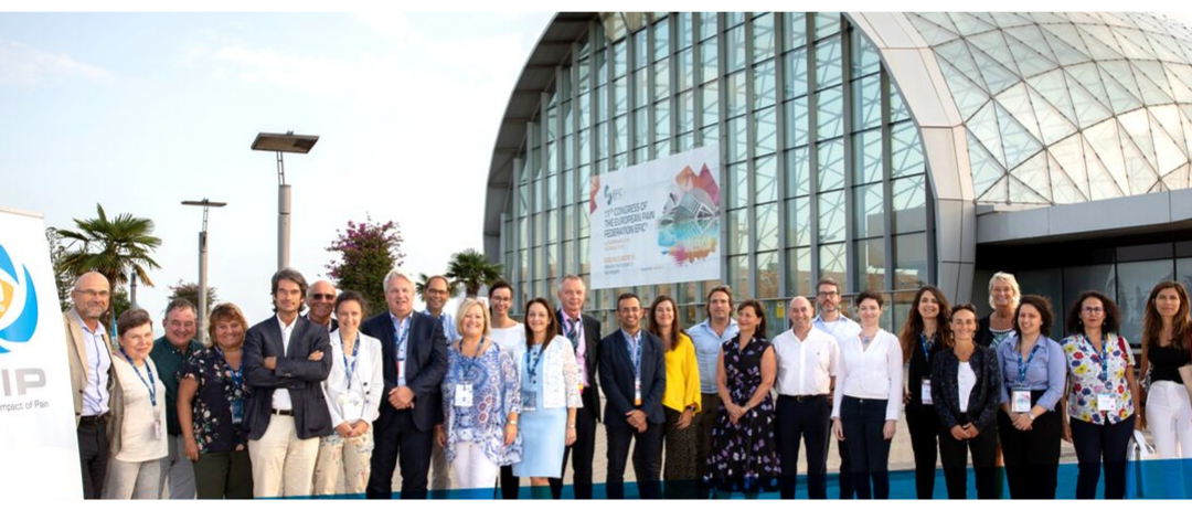 SIP @EFIC 2019 Congress: an opportunity to share experiences and move forward with SIP activities