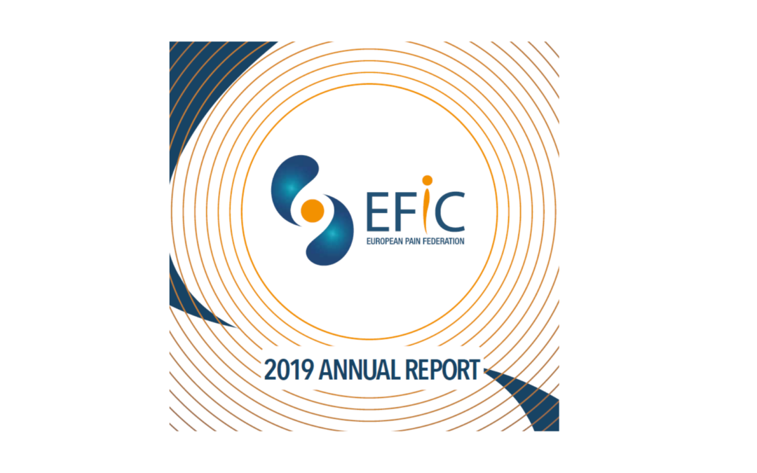 EFIC just launched its 2019 Annual Report!