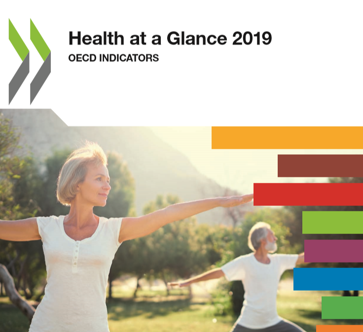 The new OECD report on 'Health at a Glance 2019' launched