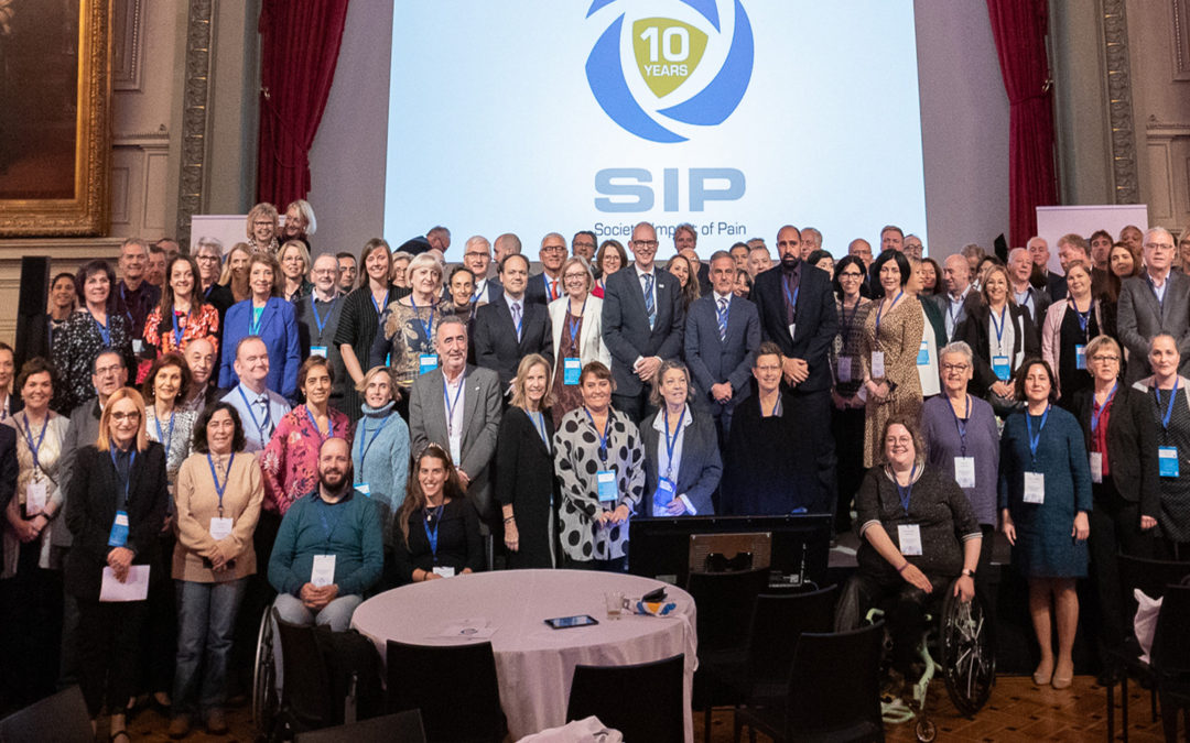 SIP Symposium 2019 – Bringing Pain Policy to the next Decade