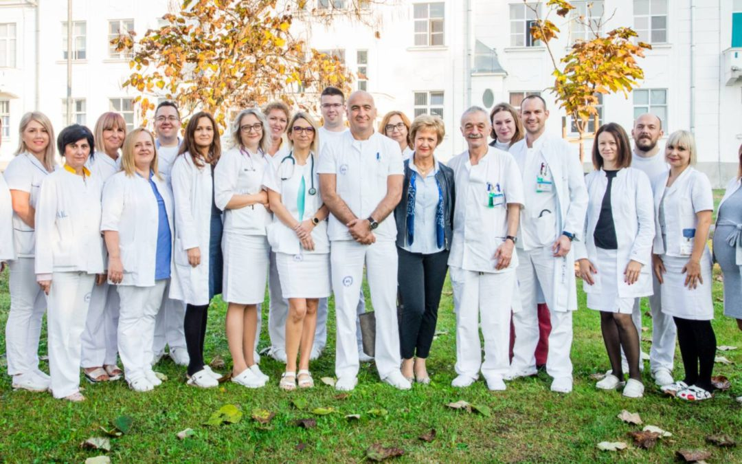 EFIC celebrate 30th anniversary of the University Hospital Osijek Pain Department