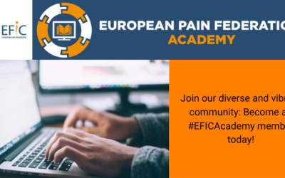 Become an EFIC Academy Member today!