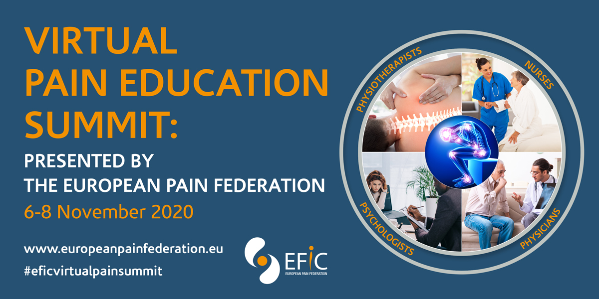 The Virtual Pain Education Summit: A Multidisciplinary Approach to Pain