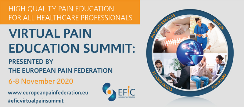 Why You Should Attend the #EFICVirtualPainSummit