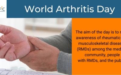 World Arthritis Day: 12 October 2020