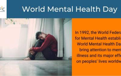 World Mental Health Day: 10 October 2020