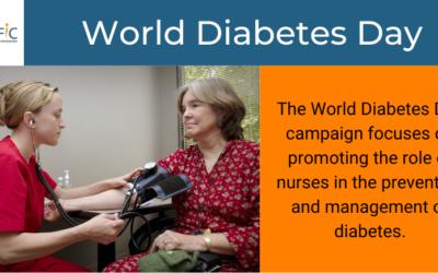 World Diabetes Day: 14 November 2020
