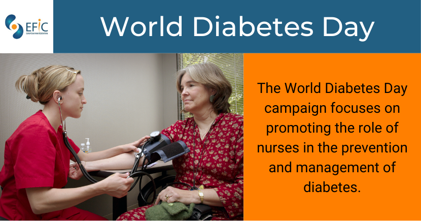 World Diabetes Day: 14 November 2020