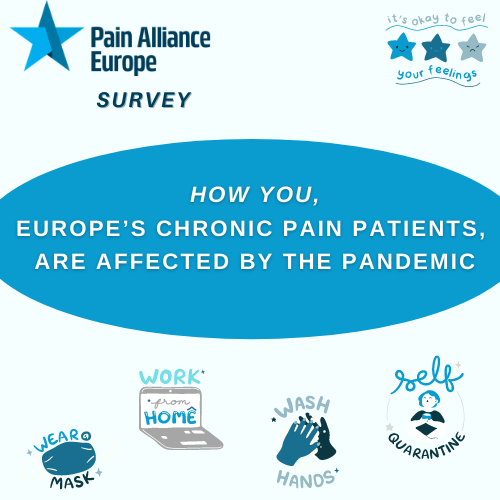 PAE Survey on how Europe's chronic pain patients are affected by the pandemic?