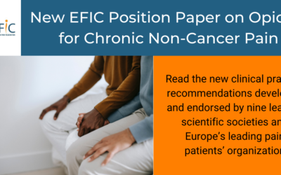 European Clinical Practice Recommendations on Opioids for Chronic Non-Cancer Pain