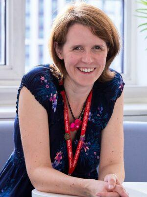 Dr Emma Briggs, PhD, BSc, RN, PGCAP, Senior Fellow HEA